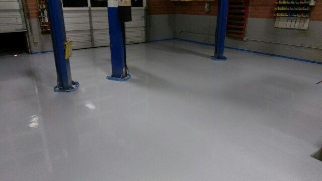 Allstar Concrete Coatings Epoxy Flooring Austin Tx
