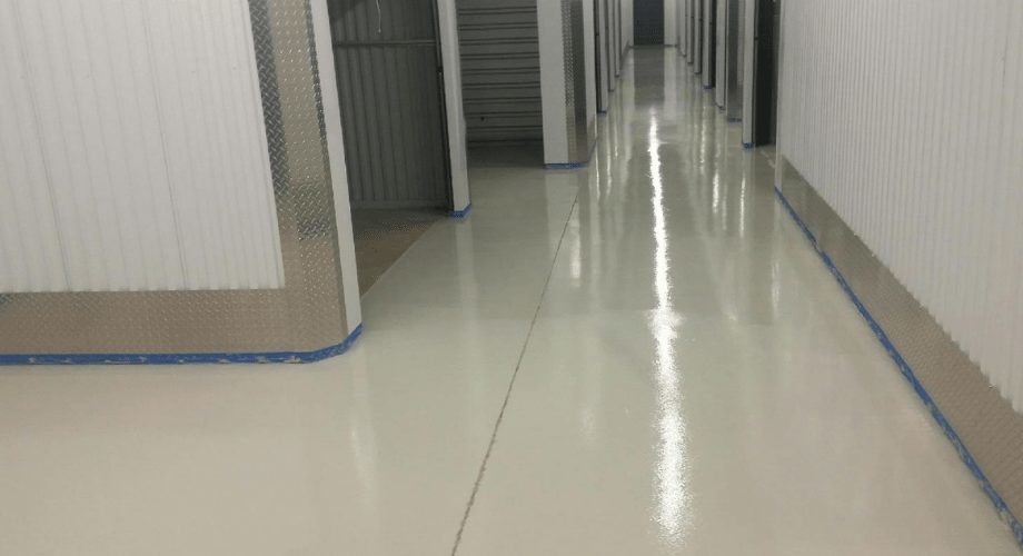 Polished Concrete vs  Epoxy Floor: What's The Best Choice