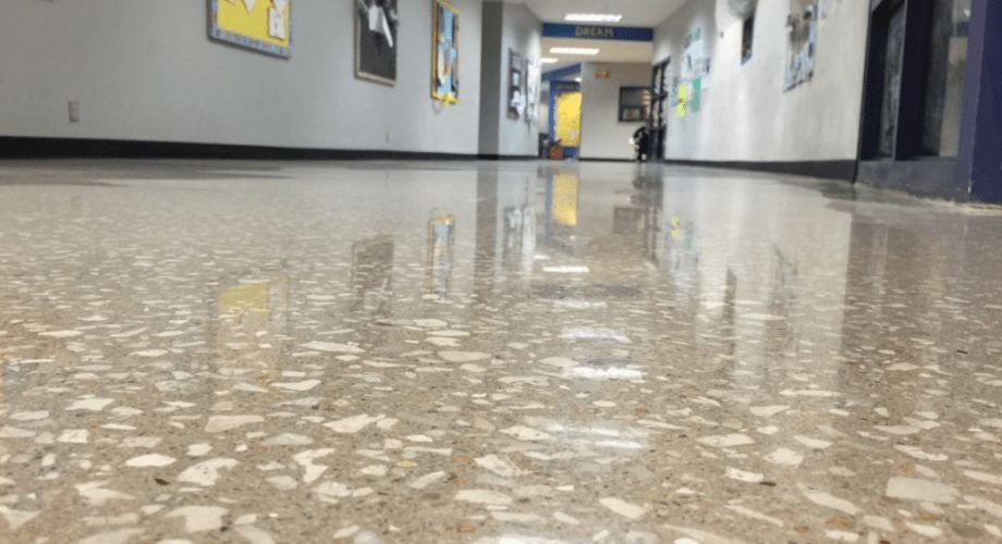 Polished Concrete Vs Epoxy Floor What S The Best Choice Allstar Blog