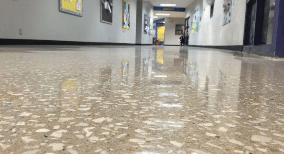 Polished Concrete Vs Epoxy Floor What