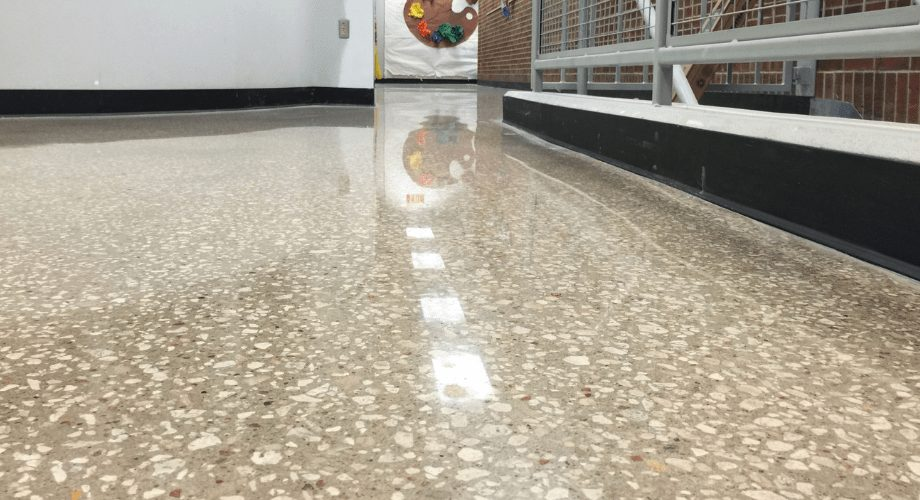 Types Of Commercial Flooring What S, Best Vinyl Flooring For Commercial Use