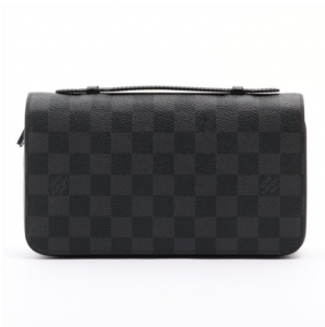 Louis Vuitton Zippy XL in Damier Graphite